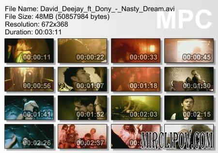David Deejay ft Dony - Nasty Dream