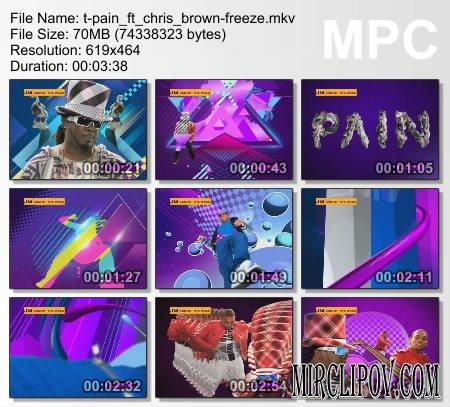 T-Pain feat. Chris Brown - Freeze