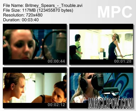 Britney Spears - Trouble