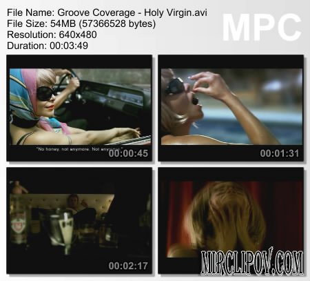 Groove Coverage - Holy Virgin
