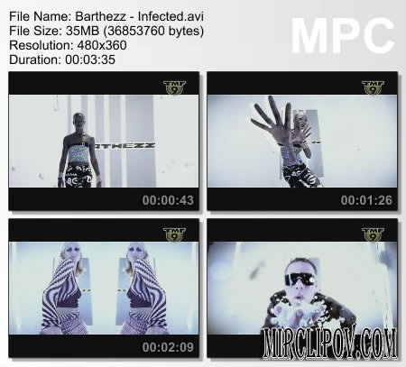 Barthezz - Infected