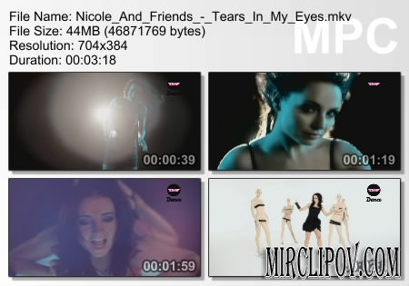 Nicole And Friends - Tears In My Eyes
