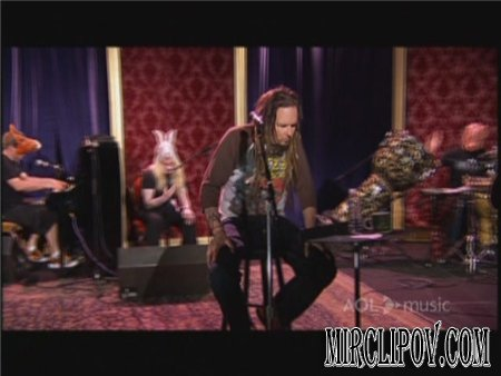 Korn - Coming Undone (AOL Session)