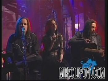 Korn feat. Amy Lee - Freak On A Leash (Unplugged)