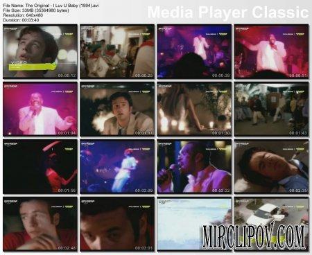 The Original - I Luv U Baby (1994)