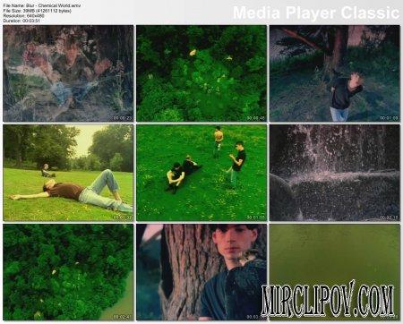 Blur - Chemical World