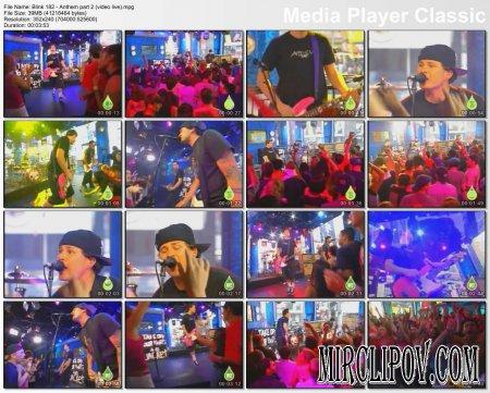 Blink 182 - Anthem part 2 (Live)