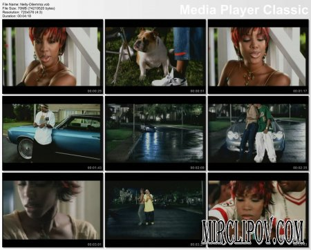 Nelly Feat. Kelly Rowland - Dilemma