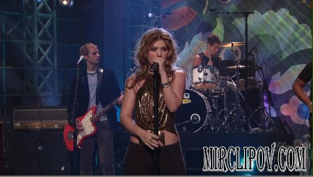 Kelly Clarkson - Since U Been Gone (Live, Tonight Show with Jay Leno)