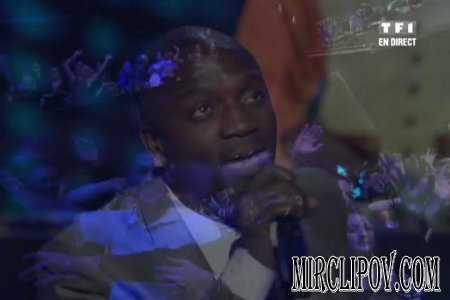 Akon - Right Now (Na Na Na) (Live, NRJ Music Awards, 2009)