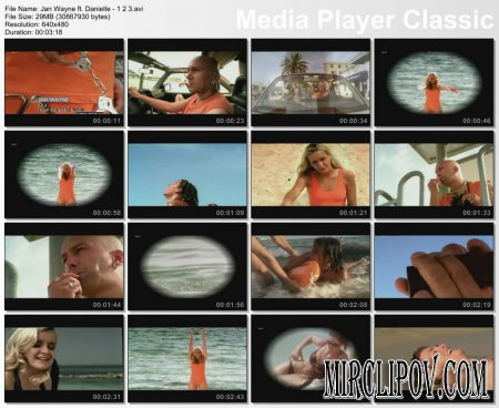 Jan Wayne ft. Danielle - 1 2 3