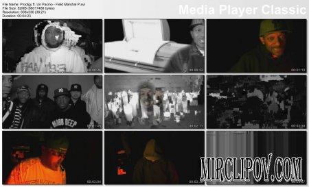 Prodigy Feat. Un Pacino - Field Marshal P