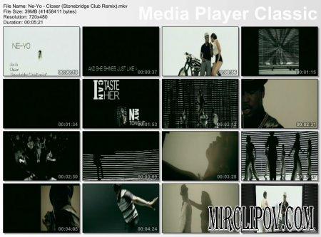 Ne-Yo - Closer (Stonebridge Club Remix)