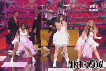 Katy Perry - Medley (Live, NRJ Music Awards, 2009)