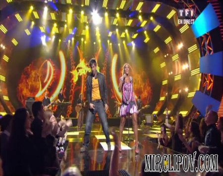 Nadiya Feat. Enrique Iglesias - Tired Of Being Sorry (Live, NRJ Music Awards, 2009)