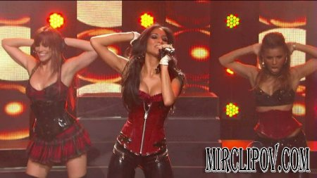 Pussycat Dolls - Bottle Pop (Live, Rockin Eve)
