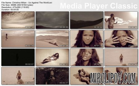 Christina Milian - Us Against The World