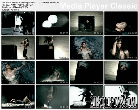 Nicole Scherzinger Feat. T.I. - Whatever U Like