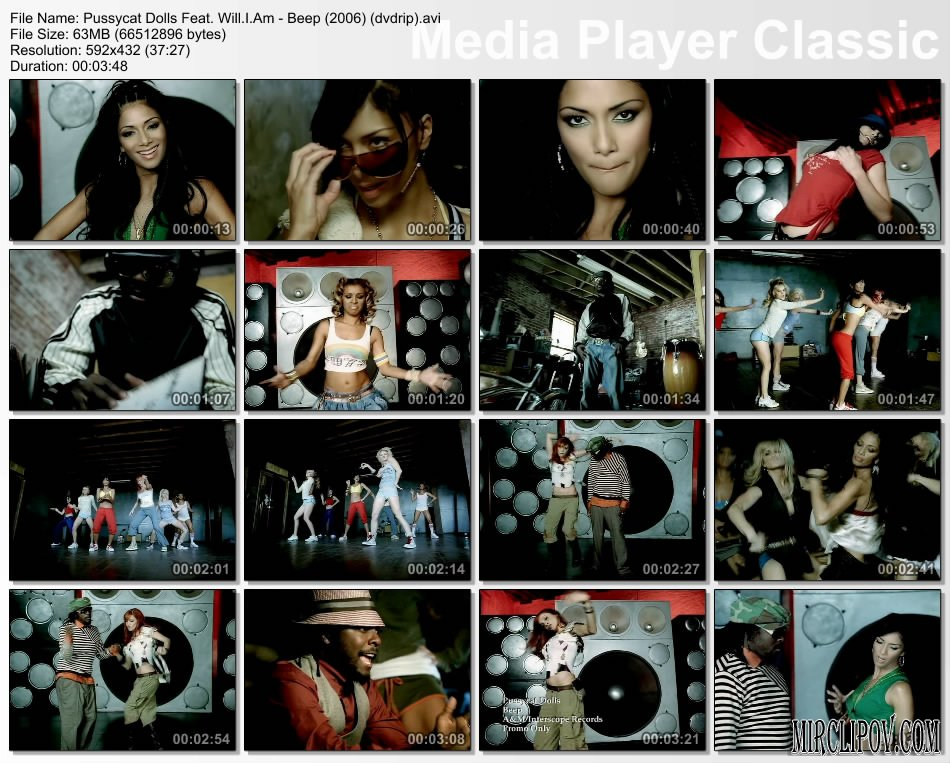 Pussycat Dolls Feat. Will.I.Am - Beep