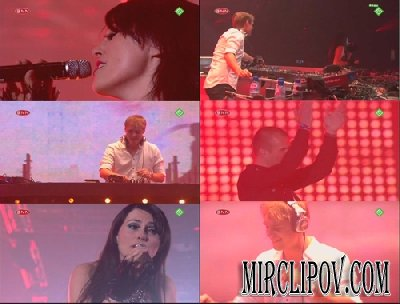 Armin Van Buuren Feat. Sharon Den Adel - In & Out of Love (Blizzard Remix) (Live, 2008)