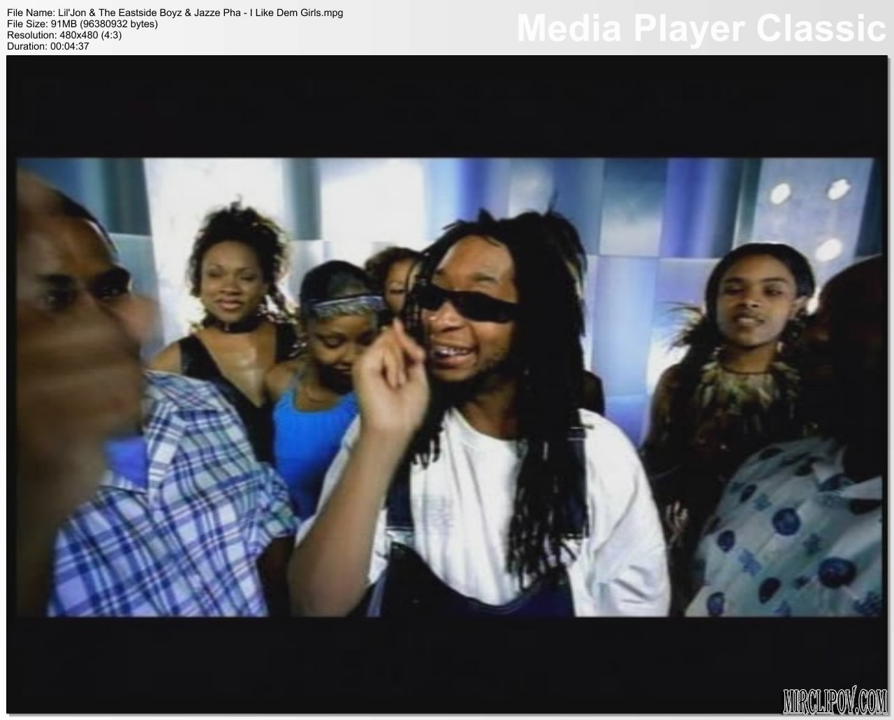 Lil'Jon & The Eastside Boyz & Jazze Pha - I Like Dem Girls