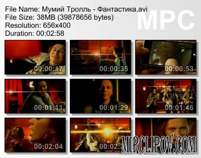 Мумий Тролль - Фантастика
