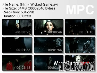 H.I.M - Wicked Game