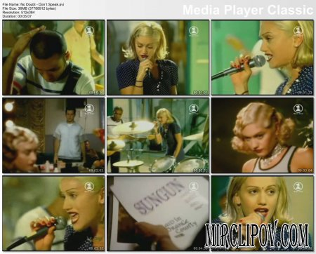 No Doubt - Don`t Speak