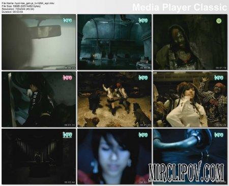 Hyori Lee - Get Ya