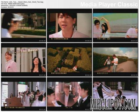 Jolin Tsai Feat. David Tao - Sweet Marry