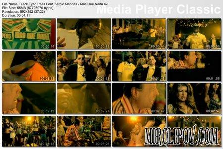 Black Eyed Peas Feat. Sergio Mendes - Mas Que Nada