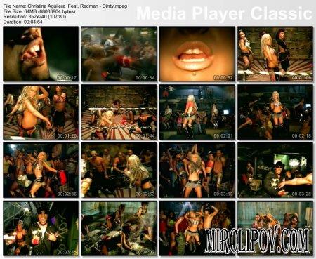 Christina Aguilera Feat. Redman - Dirrty