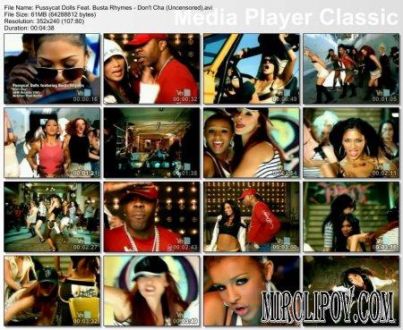 Pussycat Dolls Feat. Busta Rhymes - Don`t Cha