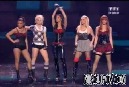 Pussycat Dolls - I Hate This Part (Live, NRJ Music Awards, 2009)