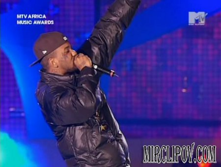 The Game - My Life (Live, MTV Africa Music Awards, 2008)
