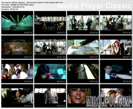 Britney Spears - Womanizer (Edson Pride Radio Mix)