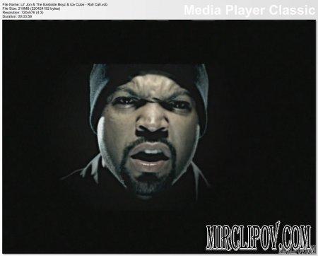 Lil Jon Feat. The Eastside Boyz & Ice Cube - Real Nigga Roll Call