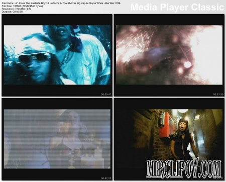 Lil' Jon Feat. The Eastside Boyz, Ludacris, Too Short, Big Kap & Chyna White - Bia' Bia'