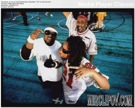 Lil' Jon Feat. The Eastside Boyz & Mystikal - Put Ya Hood Up