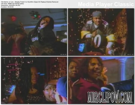 Lil' Jon - Shawty Freak A Lil Sumthin