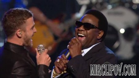 Al Green Feat. Justin Timberlake - Let's Stay Together (Live, Grammy Awards, 2009)