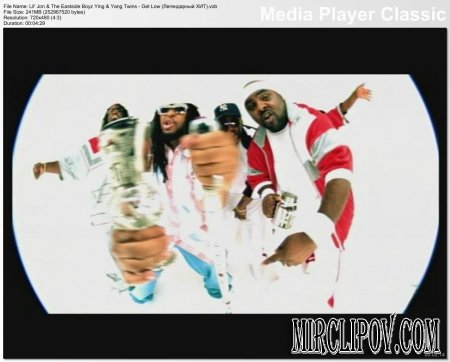 Lil Jon Feat. The Eastside Boyz & Ying Yang Twins - Get Low