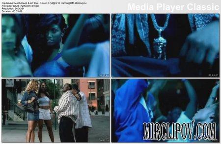 Mobb Deep Feat. Lil' Jon - Touch It (OM Remix)