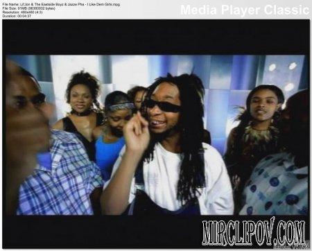 Lil'Jon & The Eastside Boyz & Jazze Pha - I Like Dem Girls