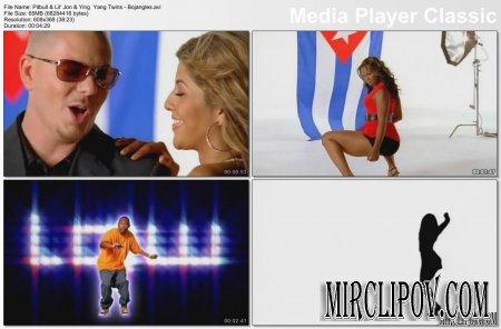 Ying Yang Twins Feat. Pitbull & Lil Jon - Bojangles