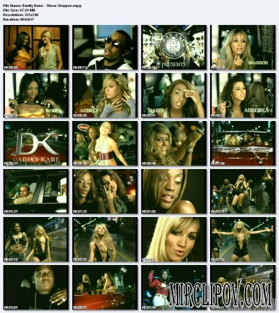 Danity Kane Feat. P. Diddy & Yung Joc - Show Stopper
