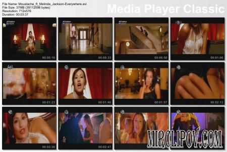 Moustache Feat. Melinda Jackson - Everywhere