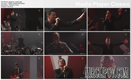Depeche Mode - Wrong (Live, Echo, 2009)