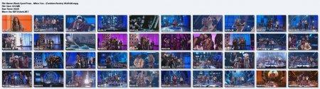 Black Eyed Peas - Miss You (Live, Fashion Rocks, 2008)