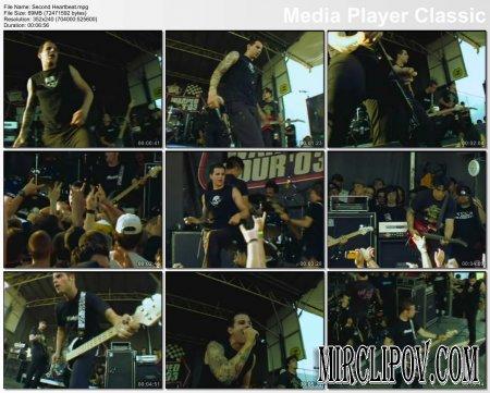 Avenged Sevenfold - Second Heartbeat (Live)